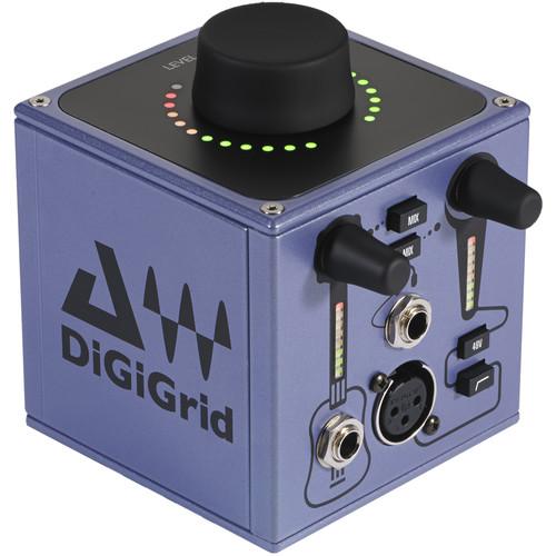 DiGiGrid DiGiGrid M - Ethernet Recording Interface