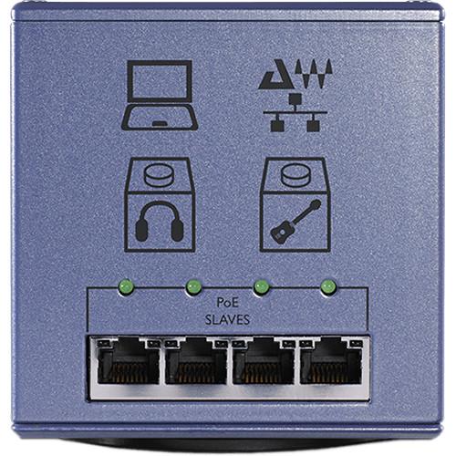 DiGiGrid S - Gigabit Ethernet Switch with PoE