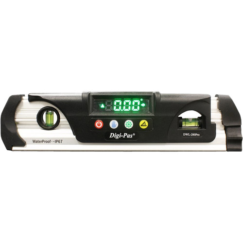 Digipas Technologies DWL280PRO Waterproof Torpedo Digital Level