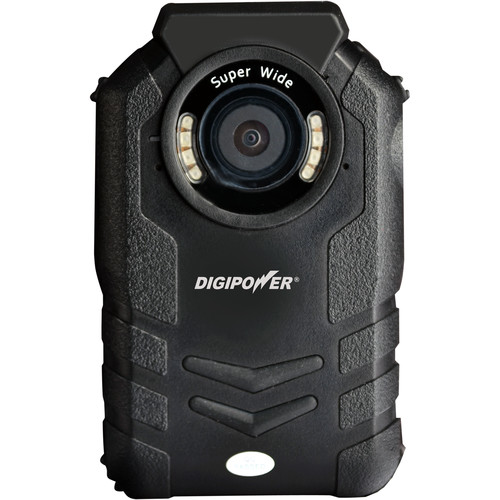 DigiPower Police Body Camera