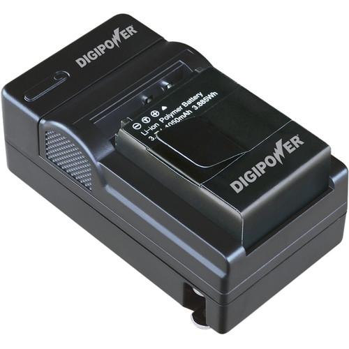 DigiPower 1050mAh Battery & Charger Kit for GoPro HERO3+