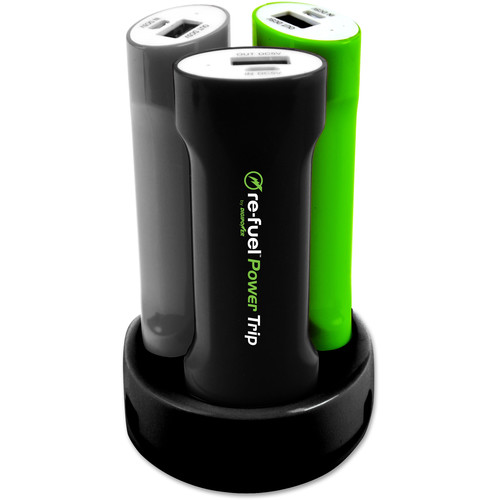 DigiPower re-fuel Power Trip Charging Station