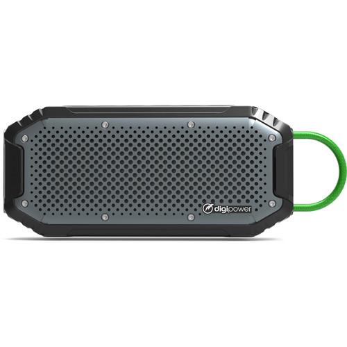 DigiPower RF-XT5 Re-Fuel XT Outdoor Portable Bluetooth Speaker/Powerbank