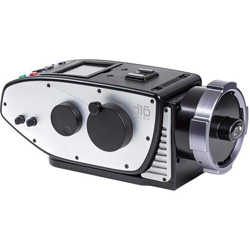 Digital Bolex D16 PL Mount Cinema Camera with Built-In 512GB SSD (Color)