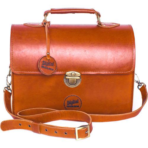 Digital Bolex Leather Camera Bag for D16 Cinema Camera
