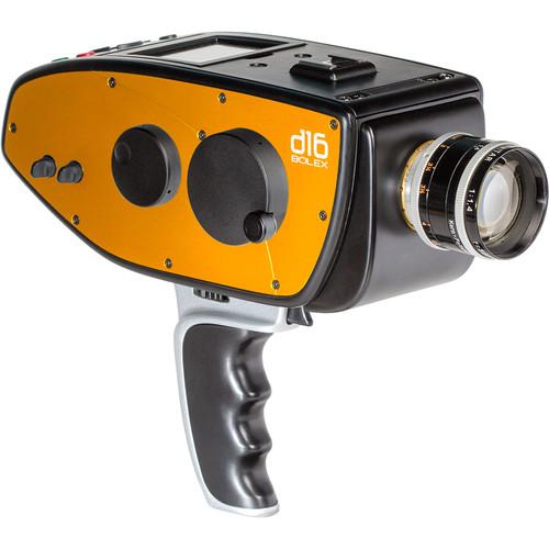 Digital Bolex Side Panels for D16 Camera (Canary)