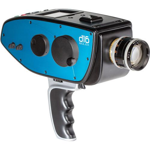 Digital Bolex Side Panels for D16 Camera (Ocean)