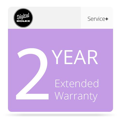 Digital Bolex 2-Year Extended Warranty for D16/D16M Camera