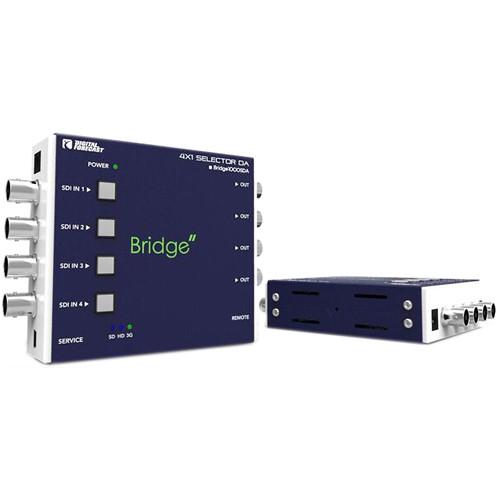 DIGITAL FORECAST Bridge Mini 3G/HD/SD-SDI 4x1 Select DA