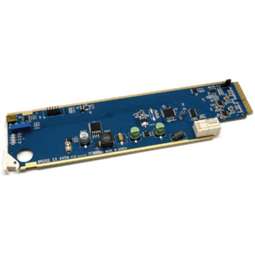 DIGITAL FORECAST Bridge EX Series 1x8 AES/EBU Digital Audio Distribution Amplifier
