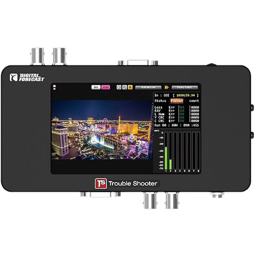 DIGITAL FORECAST Bridge X-TS Troubleshooter with Built-in LCD Touchscreen