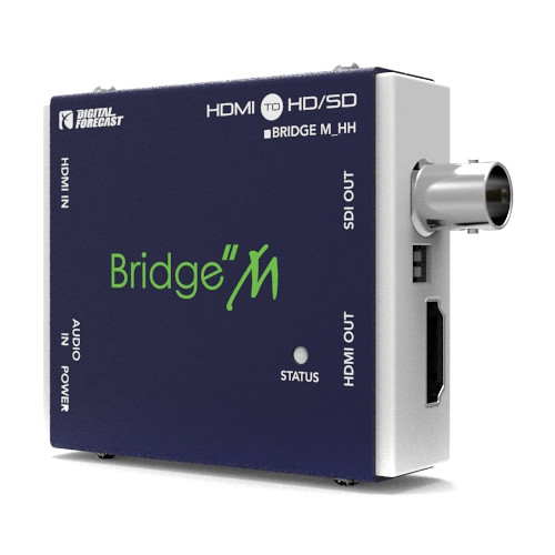 DIGITAL FORECAST Bridge M_HH Mini HDMI to SDI Converter