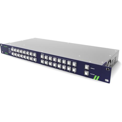 DIGITAL FORECAST 3G/HD/SD SDI Matrix Routing Switcher Remote Control Panel (16X16 / 8X8 / 8X4)