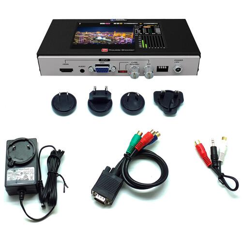 DIGITAL FORECAST Bridge X_TS Trouble Shooter Basic Kit