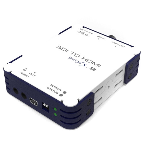 DIGITAL FORECAST Bridge X_SH SDI to HDMI Converter
