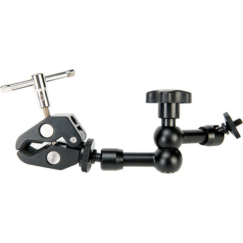 "Digital Juice 7"" Articulating Arm and Mini Clamp"