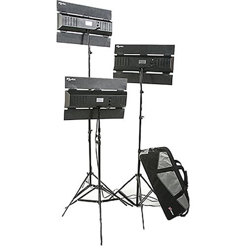 Digital Juice Aura Three-Point Lighting Kit (100-130 VAC)