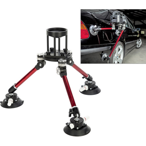 Digital Juice Spyder Pod Vehicle Camera Mounting System