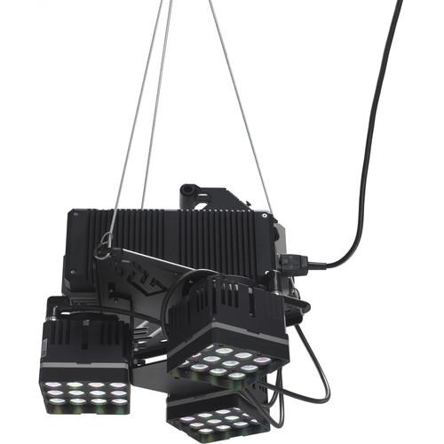 Digital Sputnik DS3 Spacelight 6 LED Module DMX/RDM Wired System
