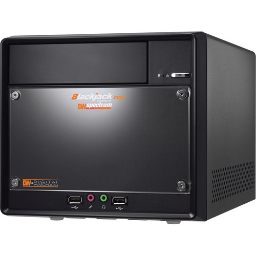 Digital Watchdog 6K-BJCUBE6T Network Video Recorder (6TB)