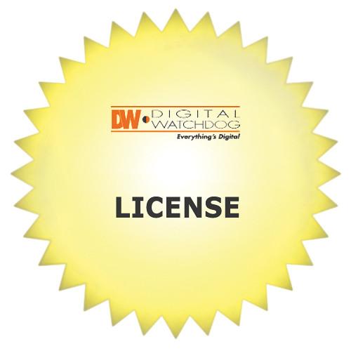 Digital Watchdog 6K-DSPECTL10 DW-Spectrum IPVMS License (For 10-Cameras)