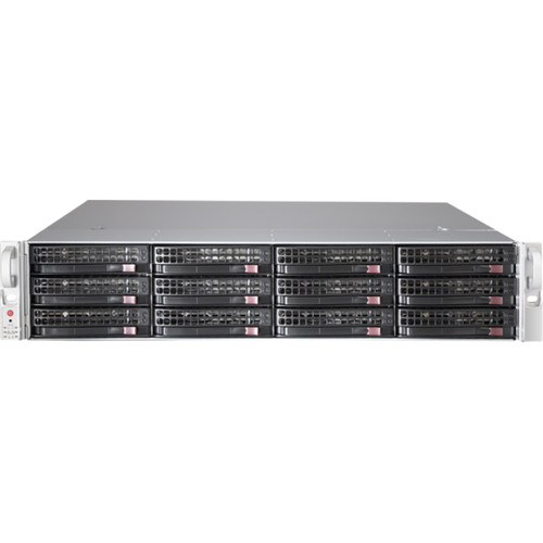 Digital Watchdog Blackjack DW-BJE2U4T-LX DW Spectrum E-Rack 8-Bay NVR (Linux, 4TB)