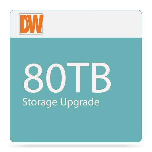 Digital Watchdog 80TB Storage Upgrade for Blackjack 16-Bay NAS Server