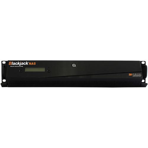 Digital Watchdog Blackjack NAS 2U 8-Bay Chassis Storage (80TB)