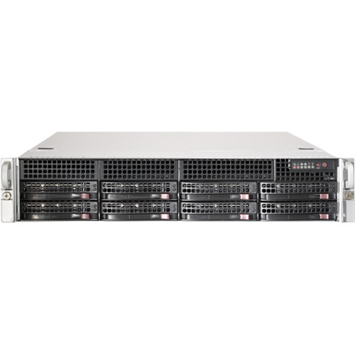 Digital Watchdog Blackjack DW-BJE2U24T DW Spectrum E-Rack 8-Bay NVR (Windows 7, 24TB)