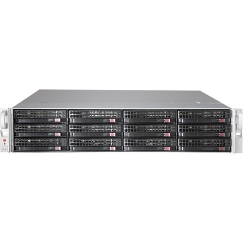 Digital Watchdog Blackjack DW Spectrum 12-Bay E-Rack NVR with RAID 5 (Windows 7, 32TB)