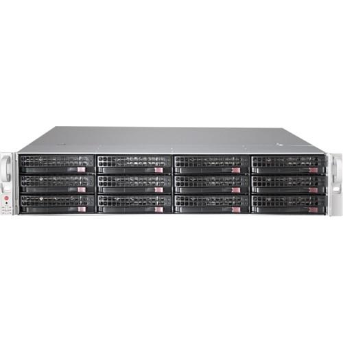 Digital Watchdog Blackjack DW Spectrum 12-Bay E-Rack NVR with RAID 5 (Windows 7, 48TB)