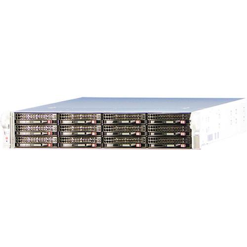 Digital Watchdog Blackjack E-RACK 2U Linux OS NVR Server (80TB)