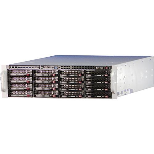 Digital Watchdog Blackjack E-RACK 3U Linux OS NVR Server (80TB)