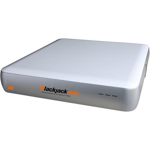 Digital Watchdog DW-BJMINI4T Blackjack MINI 12-Channel NVR Server with 4TB HDD