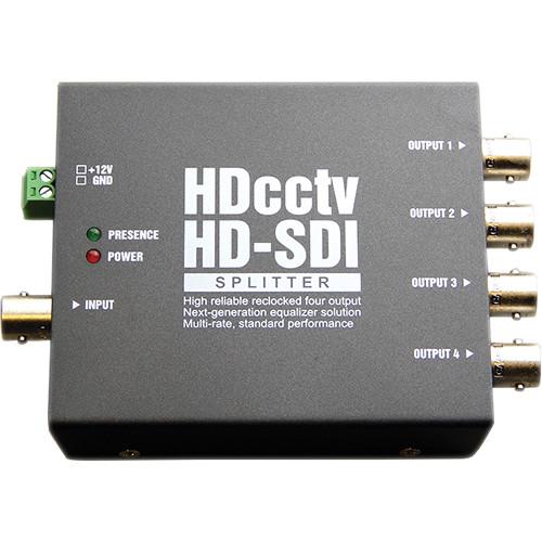 Digital Watchdog DW-HD-SPLIT Video Splitter for VMAX HD-SDI Digital Video Recorder