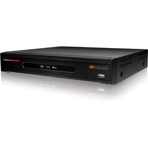 Digital Watchdog VMAX 960H CORE 16-Channel DVR with 6TB HDD