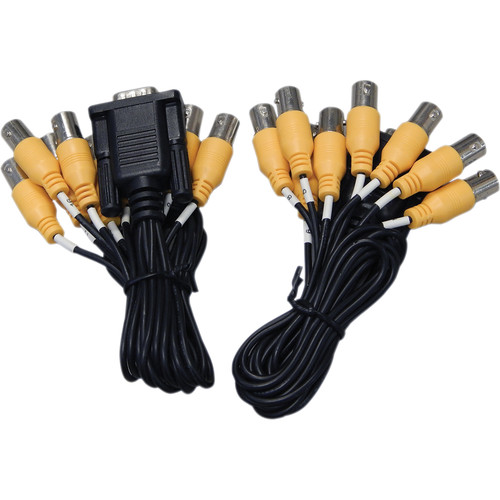 Digital Watchdog DW-VLOOP VGA/RCA Video Cable for VMAX Series