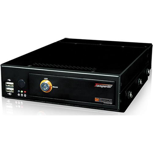 Digital Watchdog DW-VMAX-TP500G 4-Channel Transporter Mobile DVR (500GB)