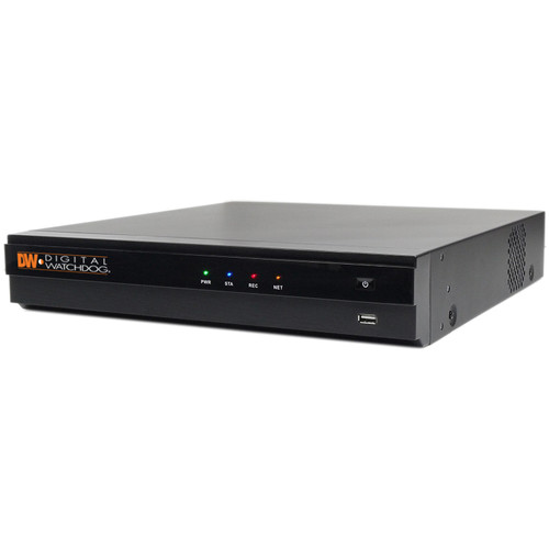Digital Watchdog VMAX IP PLUS 8-Channel NVR with 3TB HDD