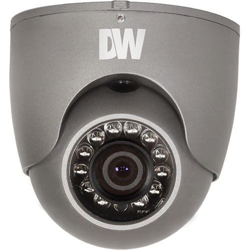 Digital Watchdog DWC-BL2651TIR Star-Light 1.3MP Day/Night Analog Ball Camera
