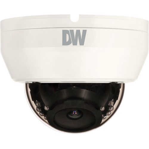 Digital Watchdog DWC-D3263TIR 2.1MP Universal HD Analog Dome Camera with 2.8-12mm Lens & Night Vision