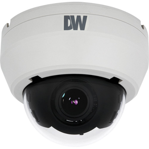 Digital Watchdog DWC-D3661T Starlight MegaPix Day/Night Indoor Dome Camera with 2.8 to 12mm Lens (NTSC)