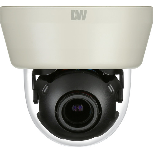 Digital Watchdog DWC-D4283WD 2.1MP Universal HD Analog Dome Camera with 2.8-12mm Lens