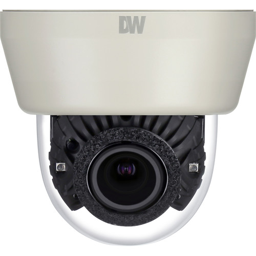 Digital Watchdog DWC-D4283WTIR 2.1MP Universal HD Analog Dome Camera with Night Vision & 2.8-12mm Lens