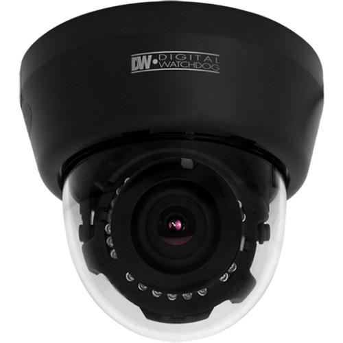 Digital Watchdog DWC-D4363TIRB Snapit Indoor Dome Camera with 3.3 to 12mm Varifocal Lens (Black, NTSC)