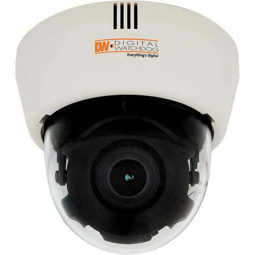 Digital Watchdog DWC-D4365T Snapit Nightwolf Indoor Dome Camera