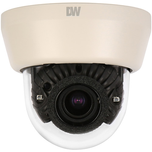 Digital Watchdog Star-Light AHD 2MP Analog High Definition IR Day/Night Camera with 2.8 to 12mm Lens