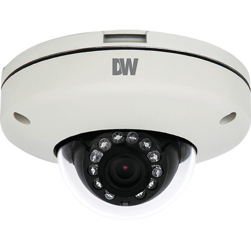 Digital Watchdog DWC-HF21M4TIR 2.1MP HD-SDI Full HD Vandal Proof Indoor Dome Camera (NTSC)