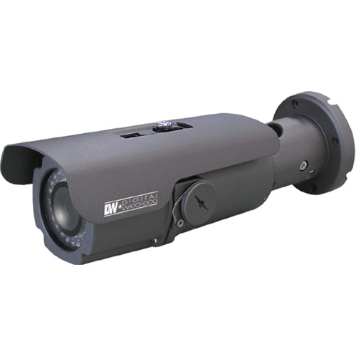 Digital Watchdog MEGApix DWC-MB421TIR650 2.1MP 1080p Day/Night Weatherproof IR Network Bullet Camera with 6 to 50mm Auto Focus Lens