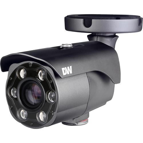 Digital Watchdog MEGApix 4MP Outdoor Network Bullet Camera with Night Vision & 6-50mm Varifocal Lens